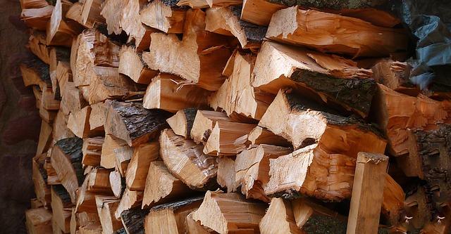 Gratis brandhout