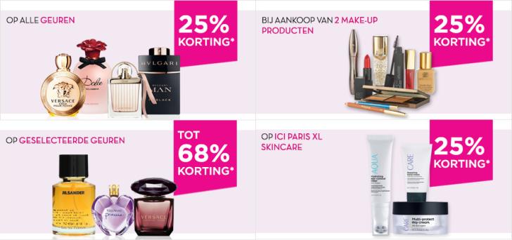 korting bij ici paris xl op gratisproduct.nl