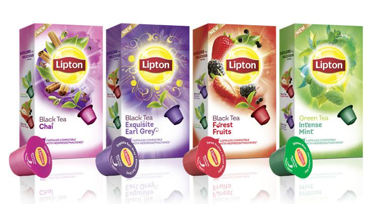 Gratis gratis lipton thee capsule voor je nespresso machine mis m niet gratisproduct nl - To by lipton capsule ...