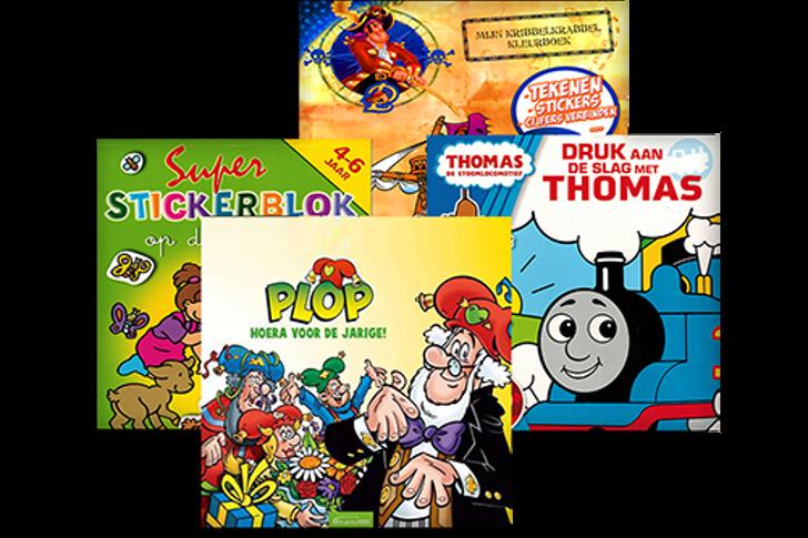 Gratis Kwebbels Kinderboeken met Pixel fotoboekje