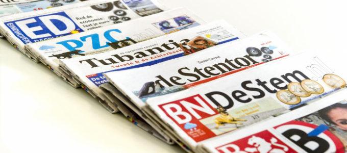 Ontvang je favoriete krant voor slechts € 1 per week