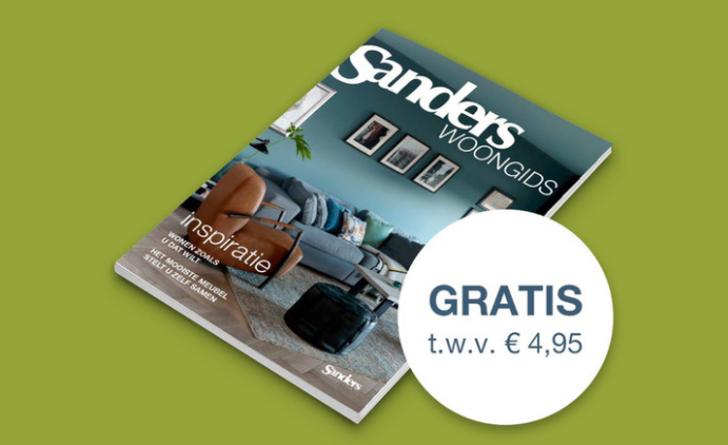Sanders Meubelstad Banken : Gratis ]] gratis sanders meubelstad woonmagazine t.w.v. u20ac 4 95