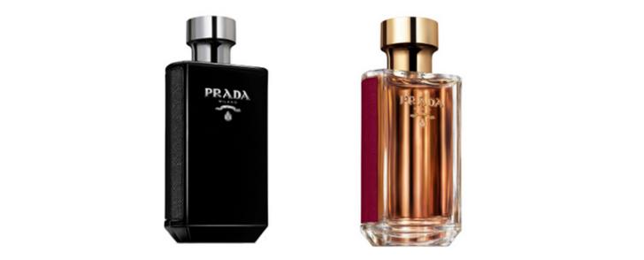 Gratis Prada sample