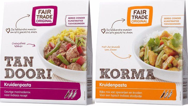 Gratis Fair Trade Original kruidenpasta testen