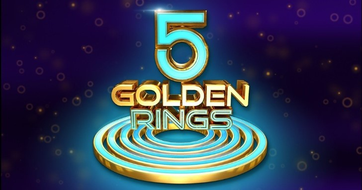 Gratis kaarten 5 Golden rings