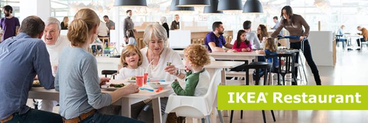 Gratis IKEA kindermenu