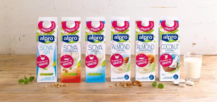 Gratis Alpro Fresh