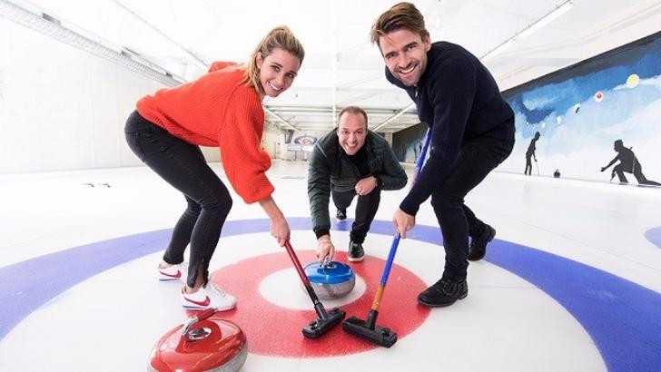 Gratis opnames bijwonen van De Curling Quiz