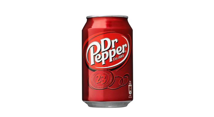 Gratis Dr Pepper