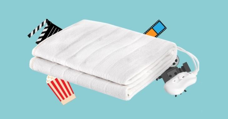 Gratis elektrisch deken