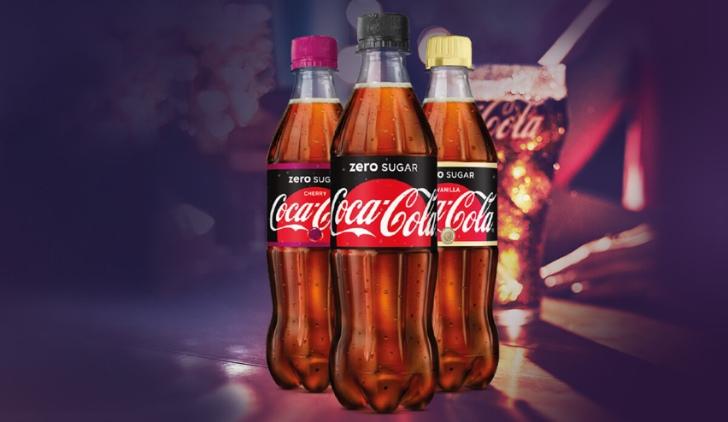 Gratis coca cola cherry