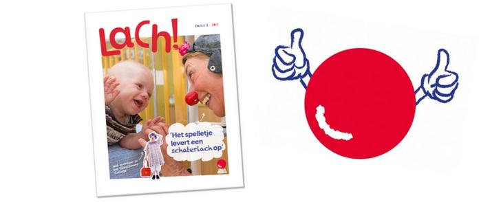 Gratis Proefnummer Lach magazine