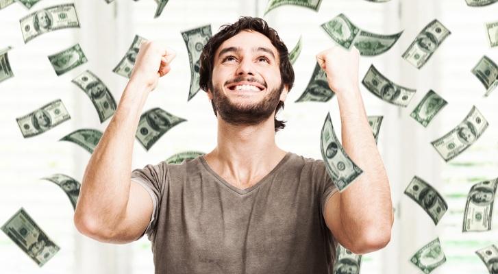 Loterij en boodschappencheque winnen