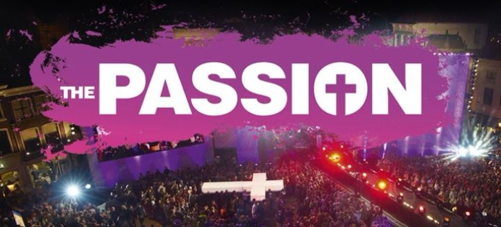 The Passion 2018 DVD en polsbandje