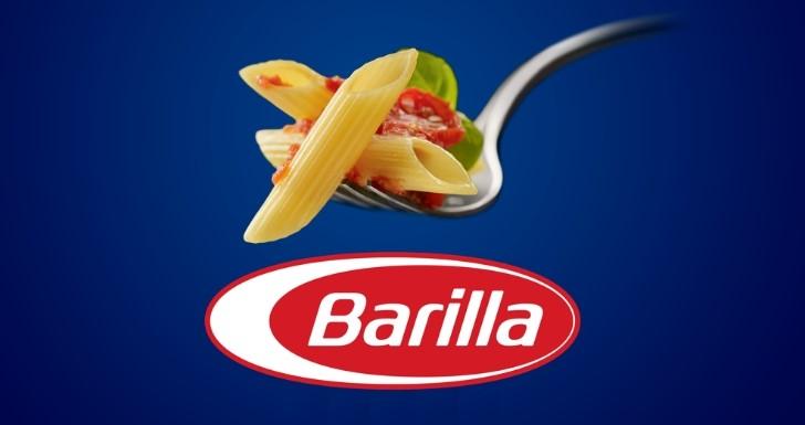 Gratis Barilla pasta