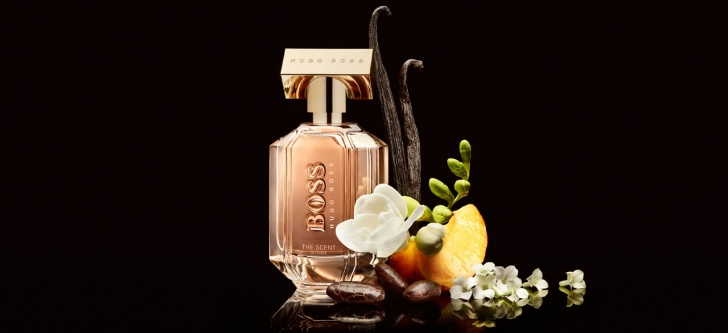Gratis hugo boss parfum sample