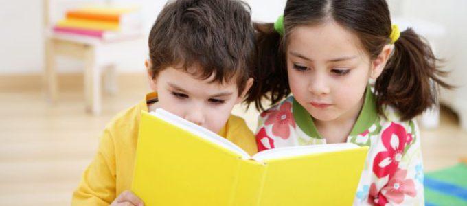 Win 1 jaar lang gratis kinderboeken