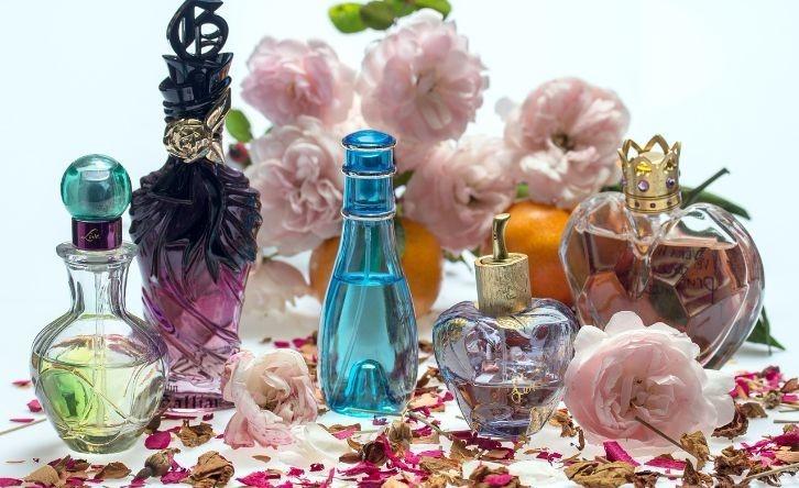 korting parfum