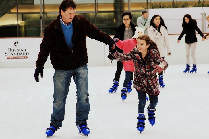 Gratis schaatsen