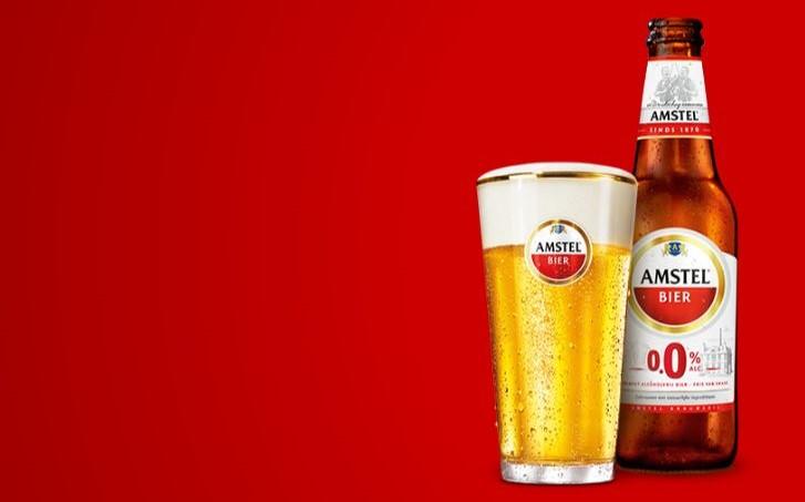 Gratis Amstel 0.0 bier