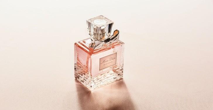 Parfum met korting