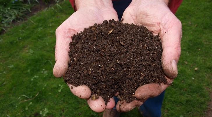 gratis compost
