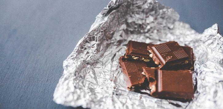 gratis kruidvat chocolade