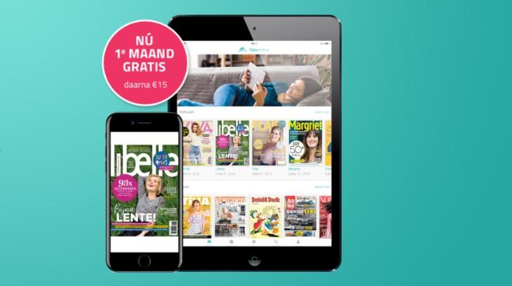 tijdschriften.nl 1e maand gratis