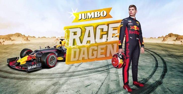Jumbo race dagen