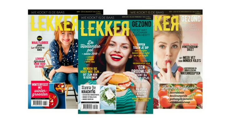 lekker gezond magazine