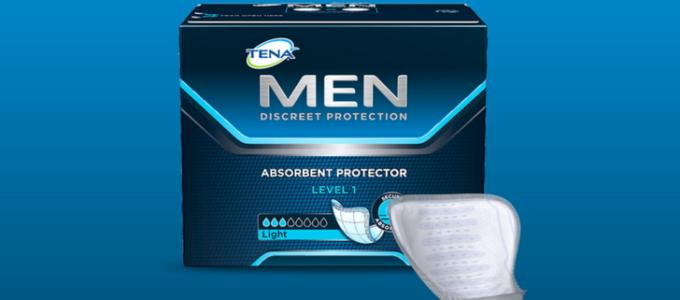 Gratis proefpakket TENA Men