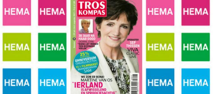 Zomertip: halfjaar TrosKompas + HEMA bon voor € 10