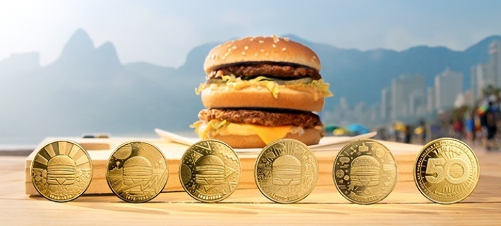 big mac coin