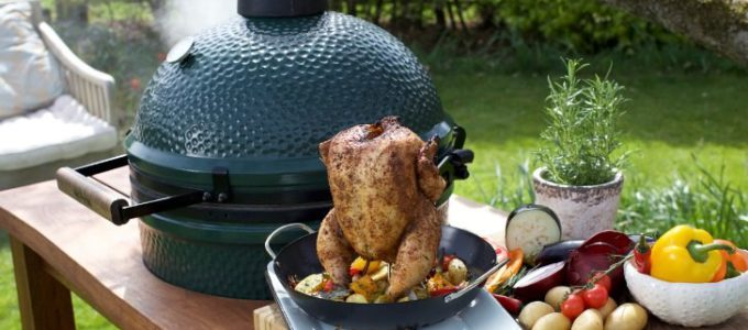 Win een Big Green Egg BBQ t.w.v. € 1395