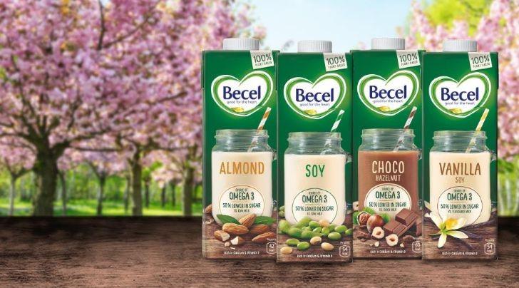 becel plantaardige drink