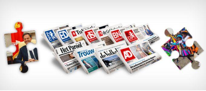 Lees tot 6 weken lang gratis de krant – stopt automatisch