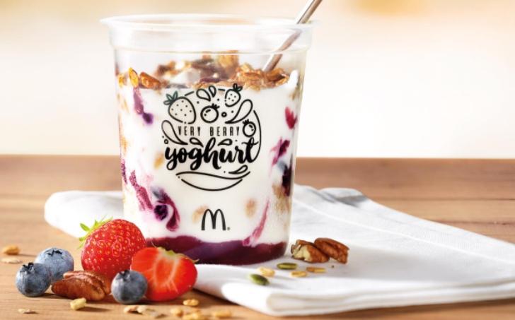 gratis yoghurt
