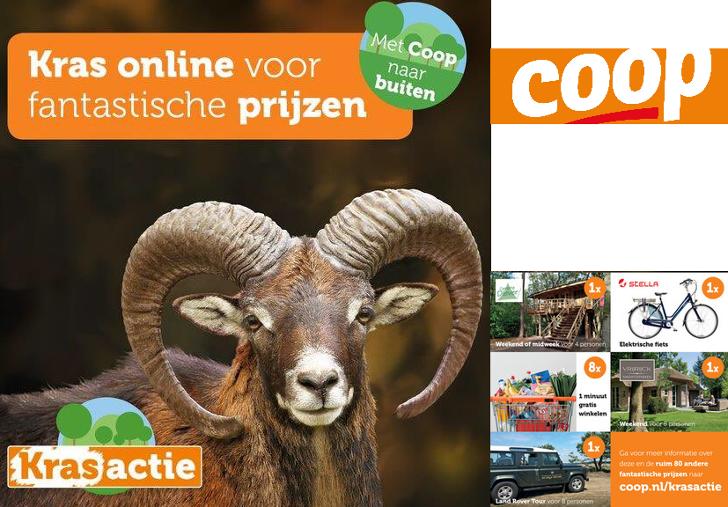 kras en win bij coop – meer dan 100 prijzen   gratisproduct.nl