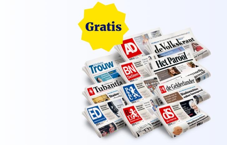 krant gratis lezen