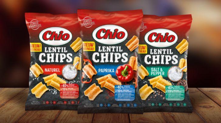 chio lentil chips