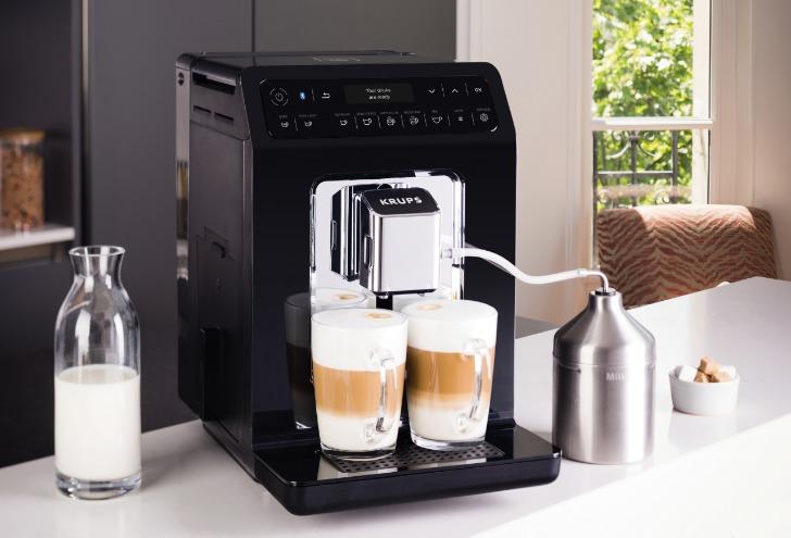 krups espressomachine