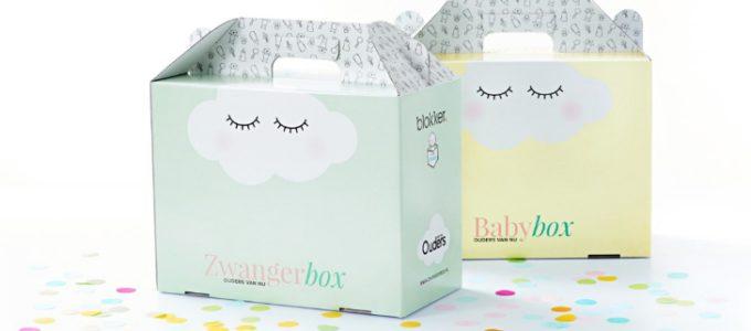 Gratis Zwanger- en Babybox