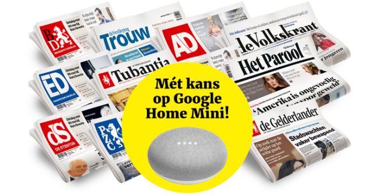 krant google home