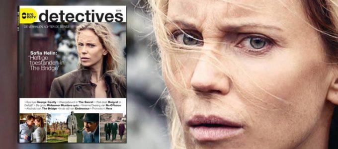 Ontvang een gratis Detectives magazine
