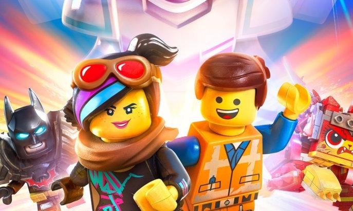 Gratis naar Lego 2 film