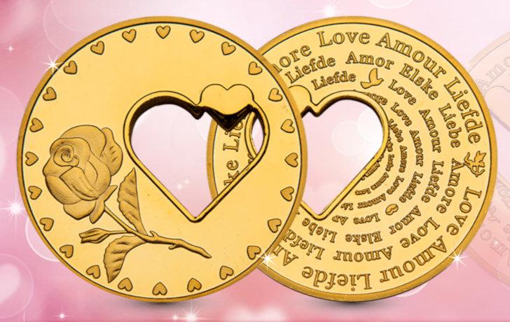 Liefdesmunt van Munt-Online