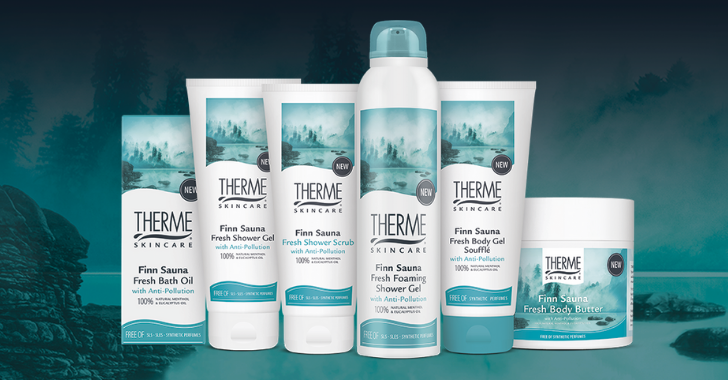 therme showergel