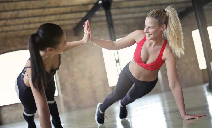 Gratis zes weken sporten
