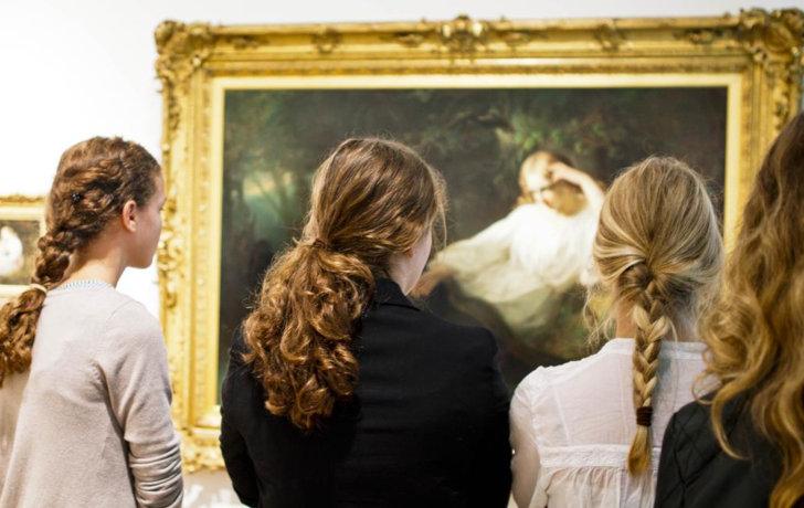 Jongeren musea