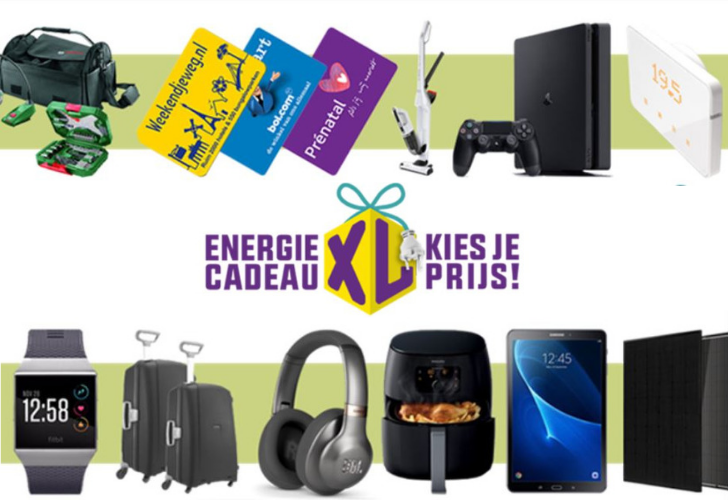 Energie XL Cadeau